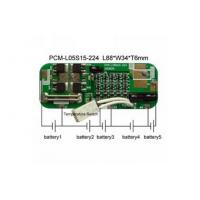 Buy 18.5V Protect Circuit Module For 5 Cells Li-Ion Battery Pack at wholesale prices