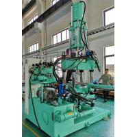 Buy cheap 300 Ton Clamp Force Vertical Rubber Injection Molding Machine Hot Runner System from wholesalers