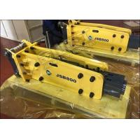 Quality Kobelco SK70 Excavator Hammer Rock Breaker Drill Equipment 85mm Chisel for sale