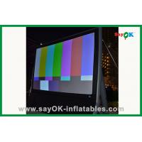 Quality Outdoor Portable Inflatable Movie Screen for sale