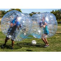 Quality Loopy Bubble Ball Game Inflatable Soccer Bubble Battle For Summer for sale