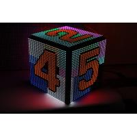 China 64 x 64 Pixels P2.5 P3 P4 Indoor full color LED display module without using the ribbon cable on sale