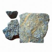Quality Copper ore, SGS and CCIC certified for sale