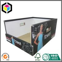 Quality Custom Color Printing Corrugated Display Box; Strong Heavy Duty Paper PDQ for sale