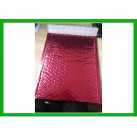 Buy cheap Moisture A4 Size Insulated Mailers Metallic Poly Foil Bubble Envelopes 4mm Thickness from wholesalers
