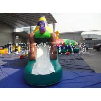 Quality Lilytoys Colorful Plato PVC Inflatable Tunnels With Obstacle Inside , EN15649 EN71 for sale