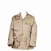 Quality Safety Coat Made of Cotton Ripstop for sale