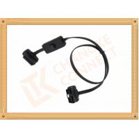 Quality Male to Female Flat OBD 16 Pin Obd Extension Cable CK-MF08D01K for sale