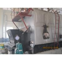 Quality Thermal Insulated ASME Oil Gas Fired Steam Boiler Replacement , 8 Ton for sale