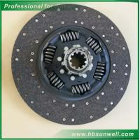 Auto Truck SACHS Clutch Pressure Plate 1878000105 For Mercedes Benz Heavy Duty for sale