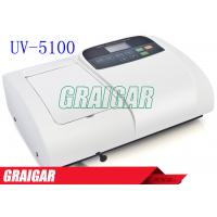 Quality 4nm Bandwidth Ultraviolet Visible Spectrophotometer / UV - VIS Spectrophotometer for sale