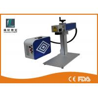 Buy cheap Glass Fiber Laser Marking Systems 50w PCB Laser Marking Machine With Original EZCAD Software from wholesalers