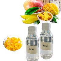 Quality 100% Pure Vape Golden Mango Fruit juice Concentrates Flavor Liquid with PG VG based for sale