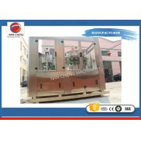 Quality Beer / Juice Pet Can Filling Machine Carbonated Drink Filling Machine 10000cph for sale