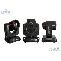 Quality Automatic Control 230watt Moving Head Lighting , 17 Gobos 16ch Led Party Lights for sale
