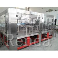 Quality CE Certification Small Carbonated Drink Filling Machine 8000BPH / 10000BPH for sale