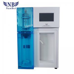 Quality 0-250mg N Automatic Protein Kjeldahl Nitrogen Analyzer Apparatus for sale