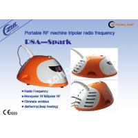 China Mini Skin Tighting Rf Beauty Machine on sale