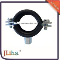 Quality ISO9001 Cast Iron Pipe Clamps For Pipe Brackets And Pipe Hanging System for sale