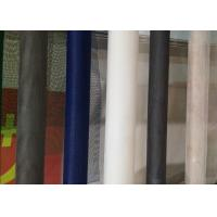 Quality Invisibility Fiberglass Window Screens With 16 × 16 Mesh BWG 31 Used In House for sale
