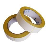 China 350mic thick Double Sided Carpet Tape Hot Melt Adhesive Exhibition Carpet for sale