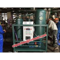 Live working Turbine oil Cleaning Equipment,Turbo Oil Purifier,polishing,break emulsion, dewater, removing hydrocarbon for sale