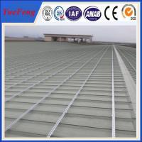 Quality solar mounting system for solar panel/pv solar mounting system for sale