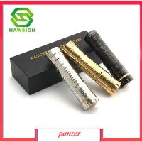 China Hawsion promotion and best quality mechanical panzer clone mods ecig for USA market on sale