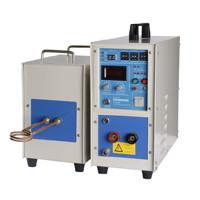 High Frequency Induction Heat treatment machine with transformer 15KW for sale