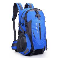 Buy 40L Nylon Outdoor Travel Backpack Wear Resistant For Outdoor Hiking / Camping at wholesale prices