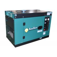 China Extra Silent 186F 5kw Portable Power Generator Three Phase Or Single Phase on sale
