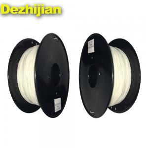 Quality 1.75 / 3 3D Printing TPE Plastic Flexible 3d Filament 1kg 2.2lb Rolls For DIY 3D Printer for sale