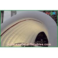 Quality Huge White Inflatable Air Tent For Trading Show / Advertising Oxford Cloth for sale