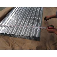 Quality GI Tile 0.12 x 800 mm Galvanized Steel Coil Galvanised Corrugated Steel Sheet for sale