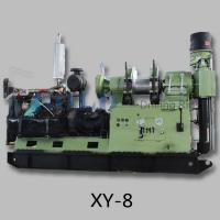 Quality Deep coring drilling rig XY-8, large borehole drilling, it can adopt electric power unit for sale
