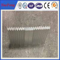 Quality aluminum extrusion panel manufacture, extruded industrial aluminium profile factory for sale