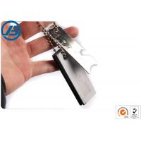 Quality MG Emergency 2 In 1 Magnesium Bar Fire Starter Outdoor Wild Survival for sale