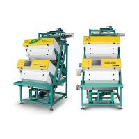 Quality White Tea Dark Tea Color Sorter Machine 350 kg/h Double Layer Sorting for sale