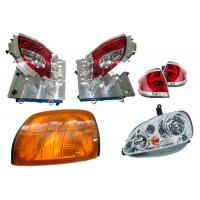 Buy Customized Headlight Molding Car Tail Lamp Injection Mold Hot Runner at wholesale prices