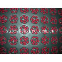 Quality Customized Textures embossed EVA foam sheet for shoe soles for sale