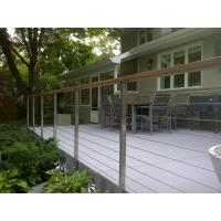 Quality Exterior cable rails design wire railing for porch/ balcony with cheap price for sale