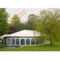 Quality Heavy Duty Aluminum Resort Tent for  Party  Event Wedding Customized Size Waterproof Marquees for sale
