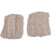 Quality Cleaning Sponge 15 X 10cm Eco - Friendly Natural Sisal Bath Mitt / Body Scrubber for sale