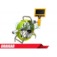 Buy Plumbing Sewer Water Well Air Duct Push Rod Pipe Inspection Camera Equipment at wholesale prices