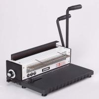 Quality Square Hole 3:1 Double Wire Binding Machines Coil Binding Rayson TD-1500B34 for sale