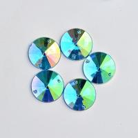 Buy cheap Extremely Shiny Sew On Stones , 14 Facets Sew On Glass Rhinestones from wholesalers