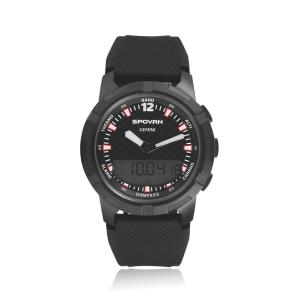 Quality 316 Steel Bottom Cover 24cm Waterproof Sports Smartwatch for sale