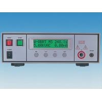 Quality 0 - 9 Sensitivity Dielectric Voltage Withstand Test Equipment With 5 Groups Memory for sale