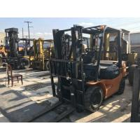 China Hot Sale 3 Ton Used Japan Toyota Forklift FD30 Max Lifting 3 Meter , High Qaulity and Cheap Price on sale