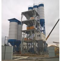 Quality SBJ20-1L2000 stairs type 20t/h automatic dry mortar production line with 30t/h wet sand drying system for sale